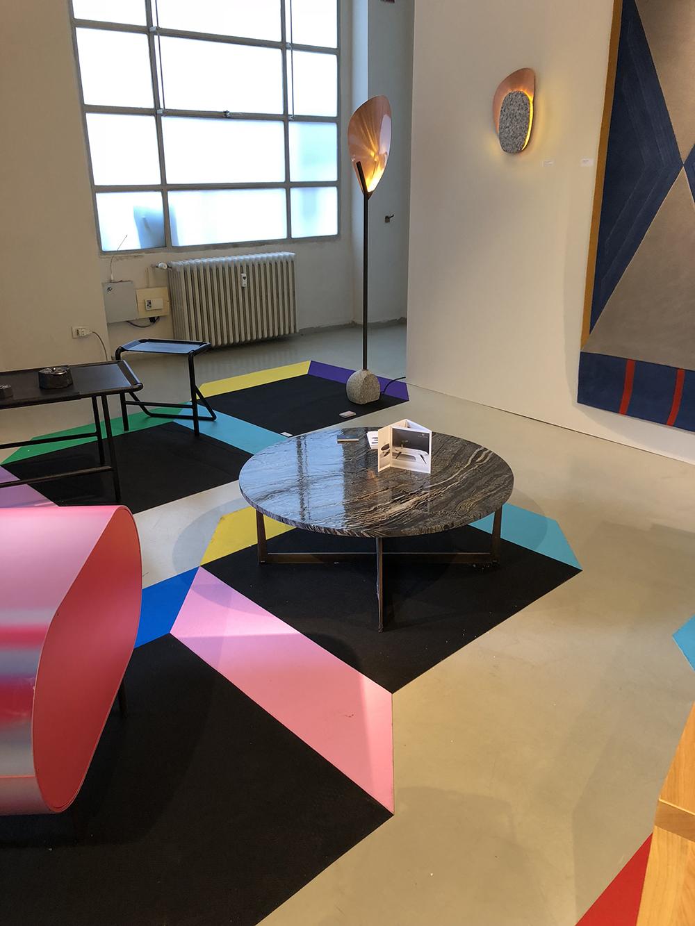 Table in Milan Design Week