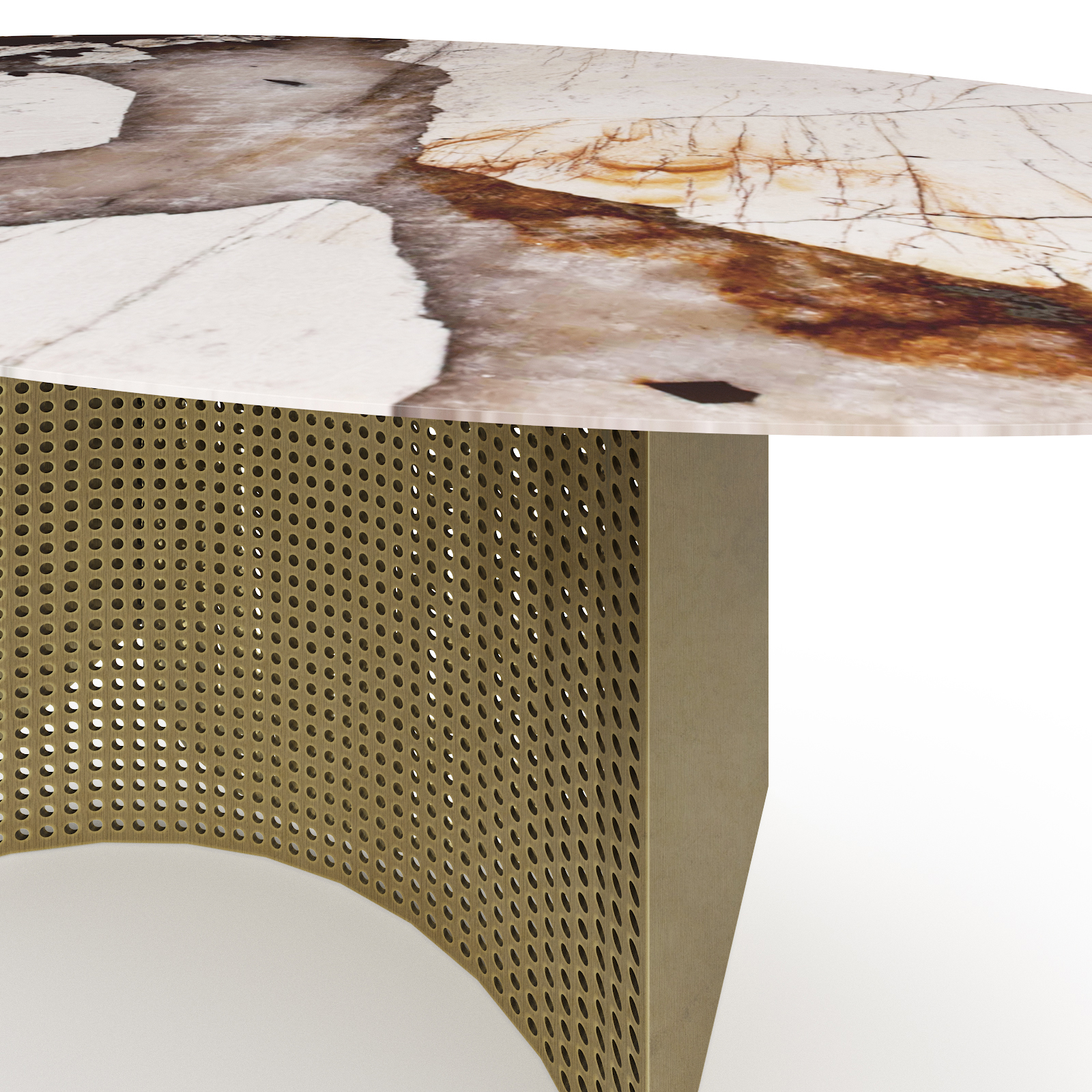Lunette Table Patagonia Detail