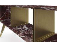 Zeus Marble Table Details