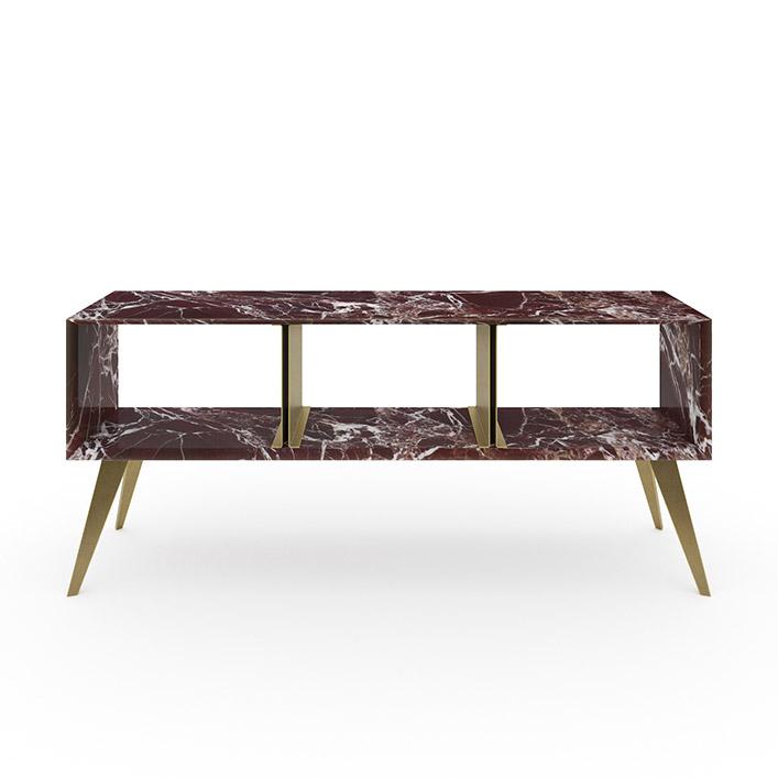 Zeus Marble Table