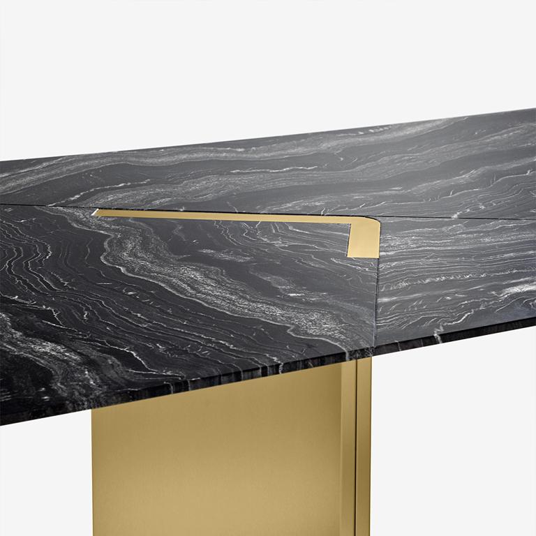 Kallisto Marble Dining Table