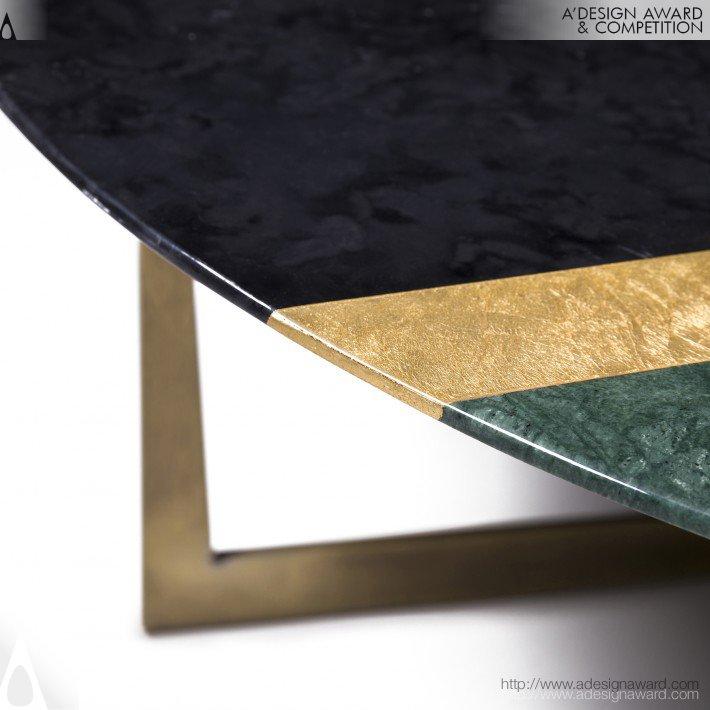 Slice of Jupiter Coffee Table