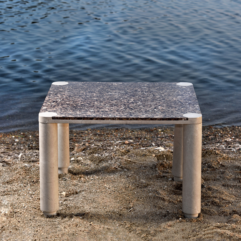 Calypso Table by the Sea