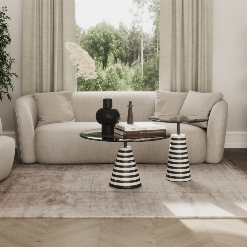 Coffee Tables at living room