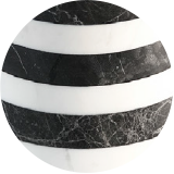 solid marble